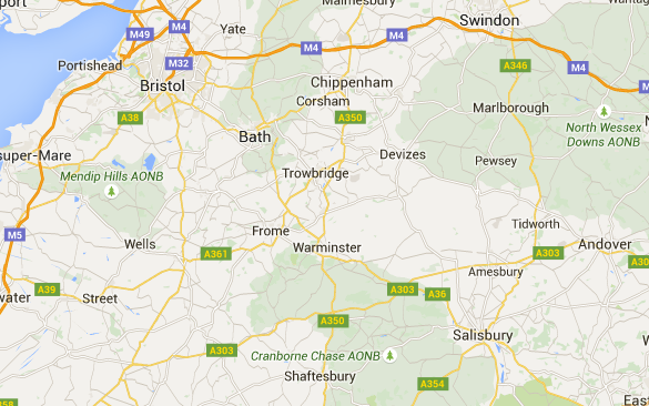Areas our Tree Surgeons Cover